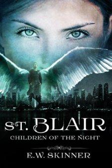 St. Blair: Children of the Night by Emily Skinner| wearewordnerds.com