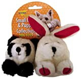 Petmate Squatter Panda & Rabbit - Small Dog & Puppy