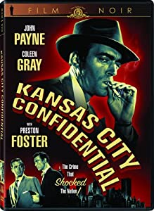 "Cover of ""Kansas City Confidential (MGM F..."