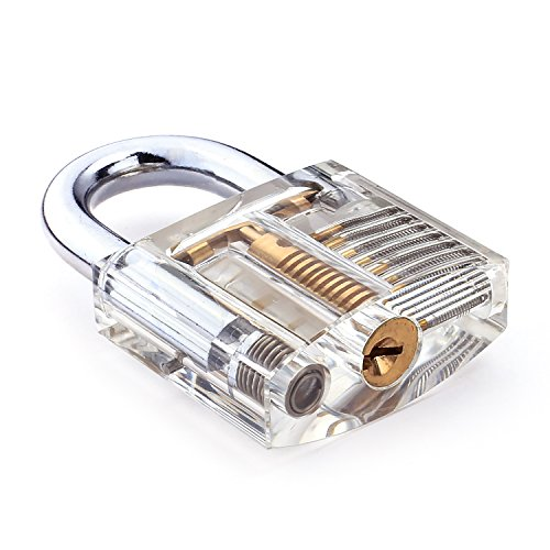 BESTOPE-Professional-Practice-Padlocks-Lock-Crystal-Cutaway-of-Practice-Training-Skill-Pick-Lock-for-Beginners-Locksmith-with-Two-Keys