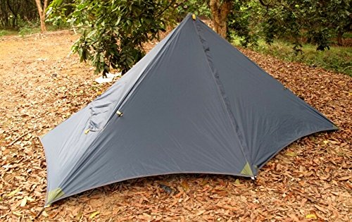 GEERTOP-1-person-3-season-20D-Ultralight-Pyramid- & GEERTOP 1-person 3-season 20D Ultralight Pyramid Backpacking Tent ...