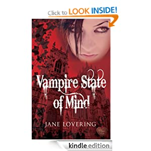 Vampire State of Mind - Jane Lovering