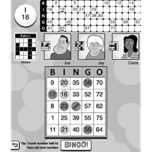 BINGO! (A Classic Game for Kindle) by Gameblend Studios