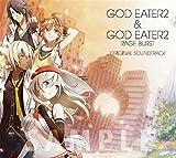 GOD EATER 2&GOD EATER 2 RAGE BURST ORIGINAL SOUNDTRACK (CD3枚組)