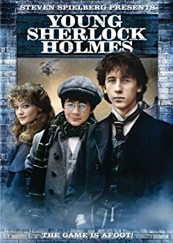 """Cover of """"Young Sherlock Holmes"""""""