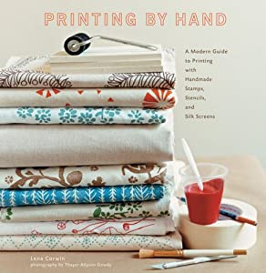 "Cover of ""Printing by Hand: A Modern Guid..."