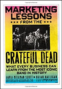 "Cover of ""Marketing Lessons from the Grat..."