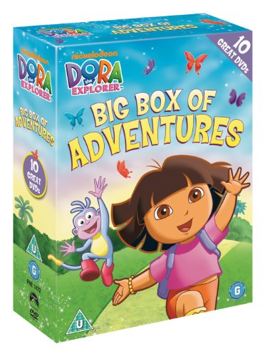 Dora the Explorer Big Box Of Adventures [Import anglais]
