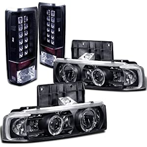 Amazon: Eautolight 9505 Chevy Astro Van  Safari Twin