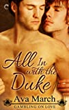 All In with the Duke (Gambling on Love Book 1)