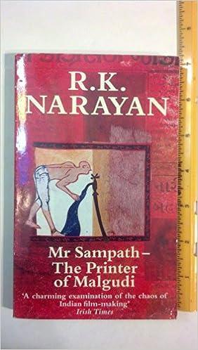 RK Narayan Books List, Short Stories : Mr Sampath