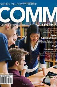 COMM3 (with CourseMate, 1 term (6 months) Printed Access Card) (New, Engaging Titles from 4LTR Press)
