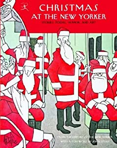 "Cover of ""Christmas at The New Yorker: St..."