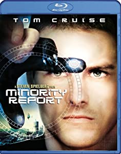 "Cover of ""Minority Report [Blu-ray]"""