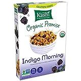 Kashi Indigo Morning Organic Corn Cereal With Dark Berries, 10.3 oz