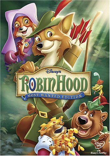 """Cover of """"Robin Hood (Most Wanted Edition..."""