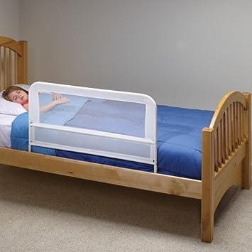 KidCo Children's Bed Rail - White Mesh
