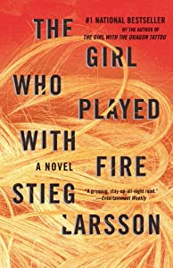 "Cover of ""The Girl Who Played with Fire (..."