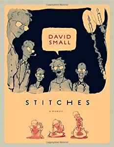 "Cover of ""Stitches: A Memoir"""