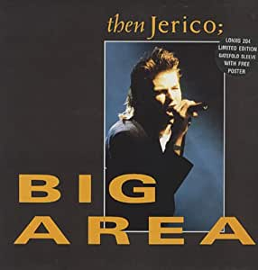 Then Jerico - Big Area - Gatefold - Amazon.com Music
