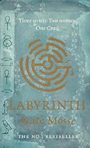 """Cover of """"Labyrinth"""""""