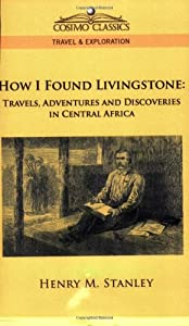 "Cover of ""How I Found Livingstone: Travel..."