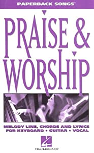 "Cover of ""Praise and Worship (Paperback S..."