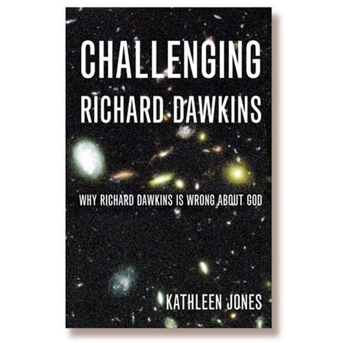 Kathleen Jones: Challenging Richard Dawkins