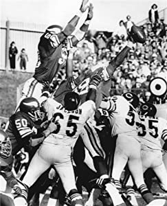 Amazon.com : MINNESOTA VIKINGS PURPLE PEOPLE EATERS 8X10 ...