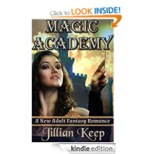 Magic Academy (A Fantasy New Adult Romance)