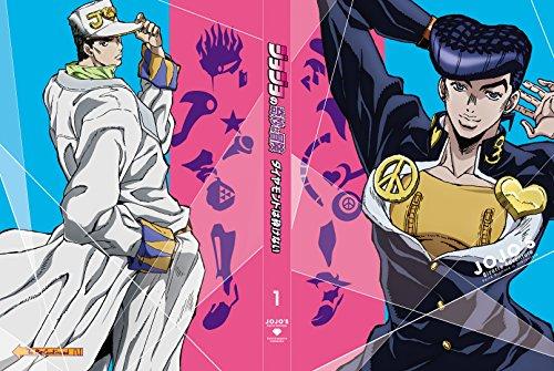 ジョジョの奇妙な冒険 ダイヤモンドは砕けない Vol.1<初回仕様版>Blu-ray