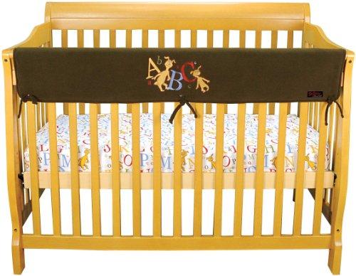 Trend Lab Dr. Seuss Crib Wrap Wide Rail Cover for Crib
