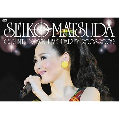 SEIKO MATSUDA COUNT DOWN LIVE PARTY 2008-2009 [DVD]をAmazonでチェック!