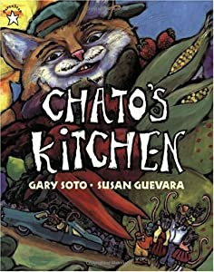 "Cover of ""Chato's Kitchen"""