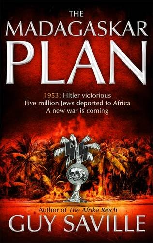 book cover of </p><br /><br /><br /><br /><br /> <p>The Madagaskar Plan </p><br /><br /><br /><br /><br /> <p>
