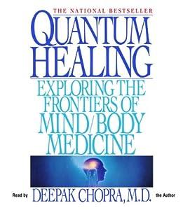 "Cover of ""Quantum Healing: Exploring the ..."