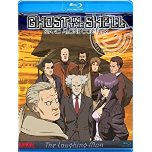 GHOST IN THE SHELL: THE LAUGHING MAN 3
