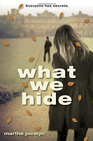 book cover of  What We Hide