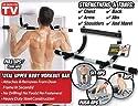 Door Gym MASTER Exercise BAR -PULL UPS,CHIN UPS