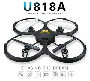 Drone-with-HD-CameraHoly-Stone-RC-Drone-Quadcopter-with-HD-Camera-Headless-ModeOne-Key-Return-Home-and-Low-Voltage-Alarm-Function-Includes-Bonus-Battery-and-Goggles