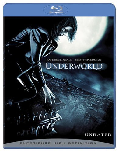 """Cover of """"Underworld (Unrated) [Blu-ray]&..."""