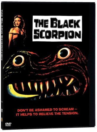 "Cover of ""The Black Scorpion"""