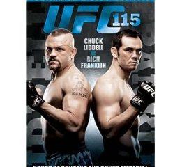 UFC 115: ULTIMATE 2-DISC EDITION 3