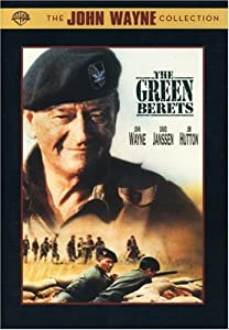 "Cover of ""The Green Berets"""