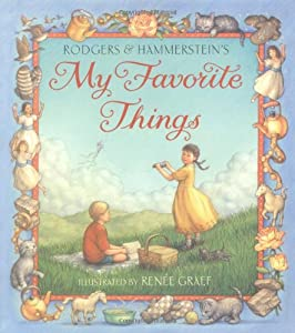 "Cover of ""My Favorite Things"""