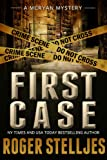 FIRST CASE: Murder Alley (McRyan Mystery Series)