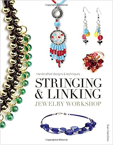 beaded jewellery book