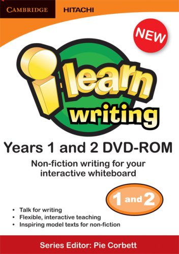 I-learn: Writing Non-Fiction Years 1 and 2 DVD-ROM