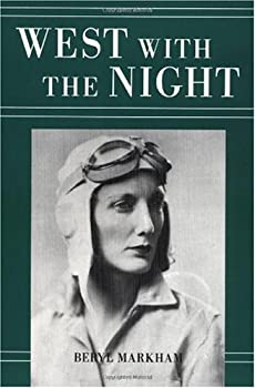 "Cover of ""West with the Night"""