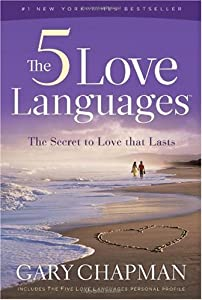 """Cover of """"The 5 Love Languages: The Secre..."""